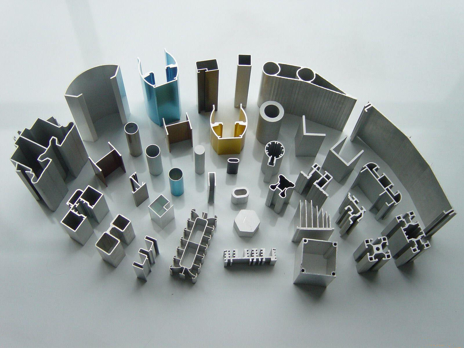 Aluminum extrusion-Product introduction